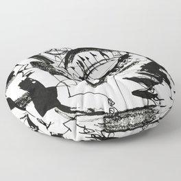 Shelter Floor Pillow
