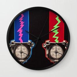 Reactors Wall Clock