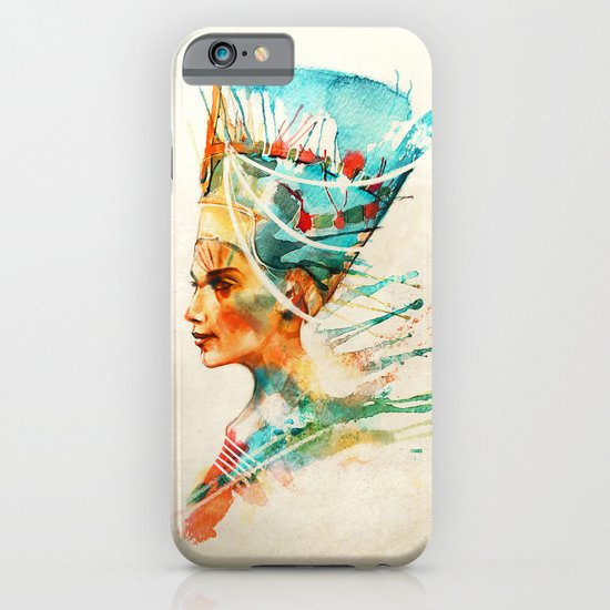 Nefertiti iPhone & iPod Case