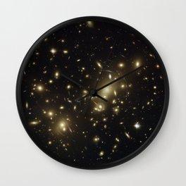 Abell 2218 Wall Clock