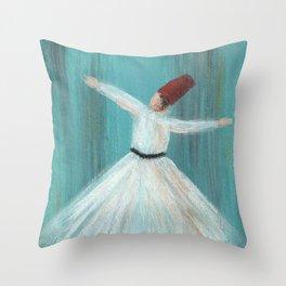 Derviş Throw Pillow