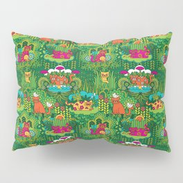 Lords of the Jungle Pillow Sham