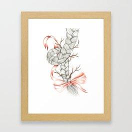 Plait... Framed Art Print