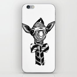 Baby Giraffe iPhone Skin