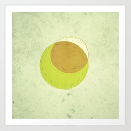sunny side up #2 Art Print