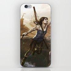 My name is Lara iPhone & iPod Skin