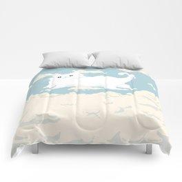 Cat Cloud Comforters