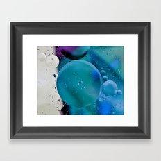R E L A X Framed Art Print