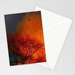 Violent Autumn #2 Stationery Cards