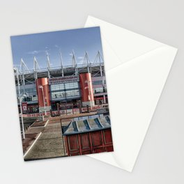 Up the Boro Stationery Cards