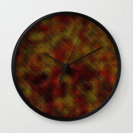 Abstract 6011 Wall Clock