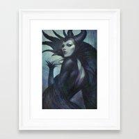 kpop Framed Art Prints featuring Wicked by Artgerm™