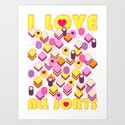 I Love All Sorts by juliaminamata