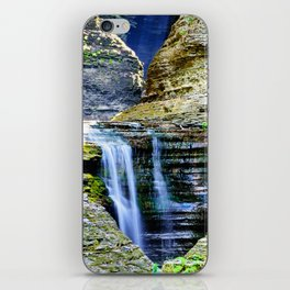 And So the Water Moves iPhone Skin