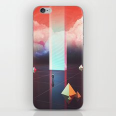 Low cost time travel iPhone & iPod Skin