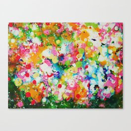Full abstract Canvas Print