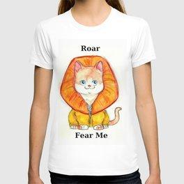 Roar Fear Me T-shirt