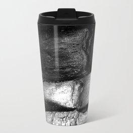 Charred Wood Travel Mug