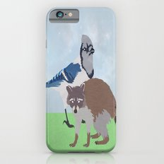 Mordecai and Rigby iPhone 6s Slim Case
