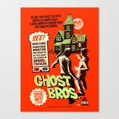 Ghost Bros! Canvas Print