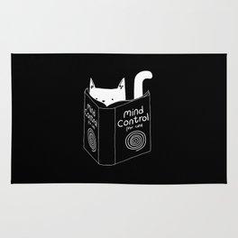 Mind Control 4 Cats Rug