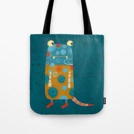 Monster Esme Tote Bag