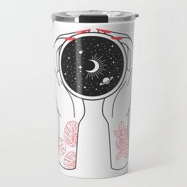Space Coffee Travel Mug