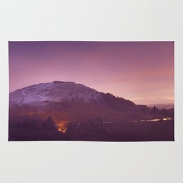 Cold Winters Night Rug