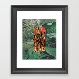 Botanique Royal Framed Art Print