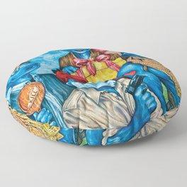 S-Team Floor Pillow
