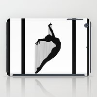 sia iPad Cases featuring Harp by Kristijan D.
