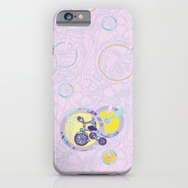 Tricycles iPhone Case