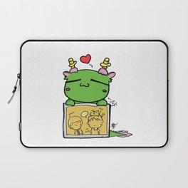 Kuma the dragon Laptop Sleeve