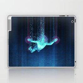 Virtual Reality Diver Laptop & iPad Skin