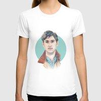 vampire weekend T-shirts featuring Ezra Koenig, Vampire Weekend by Megan Diño