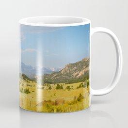 Estes Park, Colorado Coffee Mug