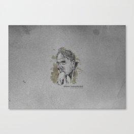 Victor Ambartsumian Canvas Print