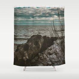 Drift Away Shower Curtain