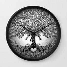 Tree of Life Nova Wall Clock