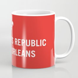 The People's Republic of New Orleans Coffee Mug