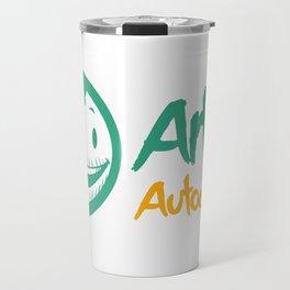 Artiste Autodidacte 1 Travel Mug