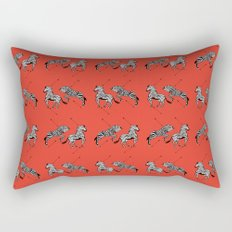 Pattern of The Royal Tenenbaums Rectangular Pillow