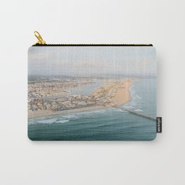 Newport Beach Pier Carry-All Pouch