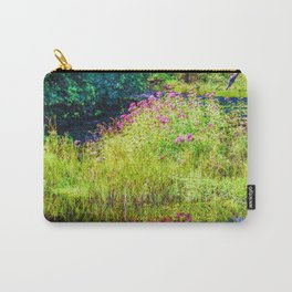 Monet's creek Carry-All Pouch