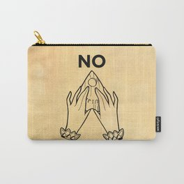 NO Carry-All Pouch