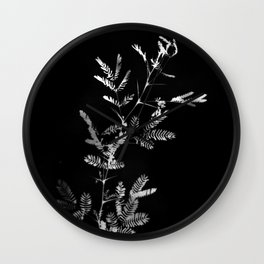 Meshes of the afternoon Wall Clock