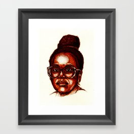 -3- Framed Art Print