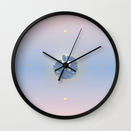 AngelSky Wall Clock