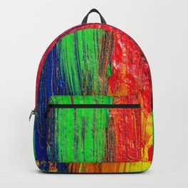 Color Is Happiness Backpack