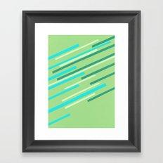 Speed II Framed Art Print